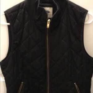 Old navy vest!